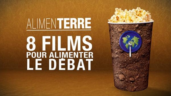 Festival Alimenterre - 8 films pour alimenter le débat